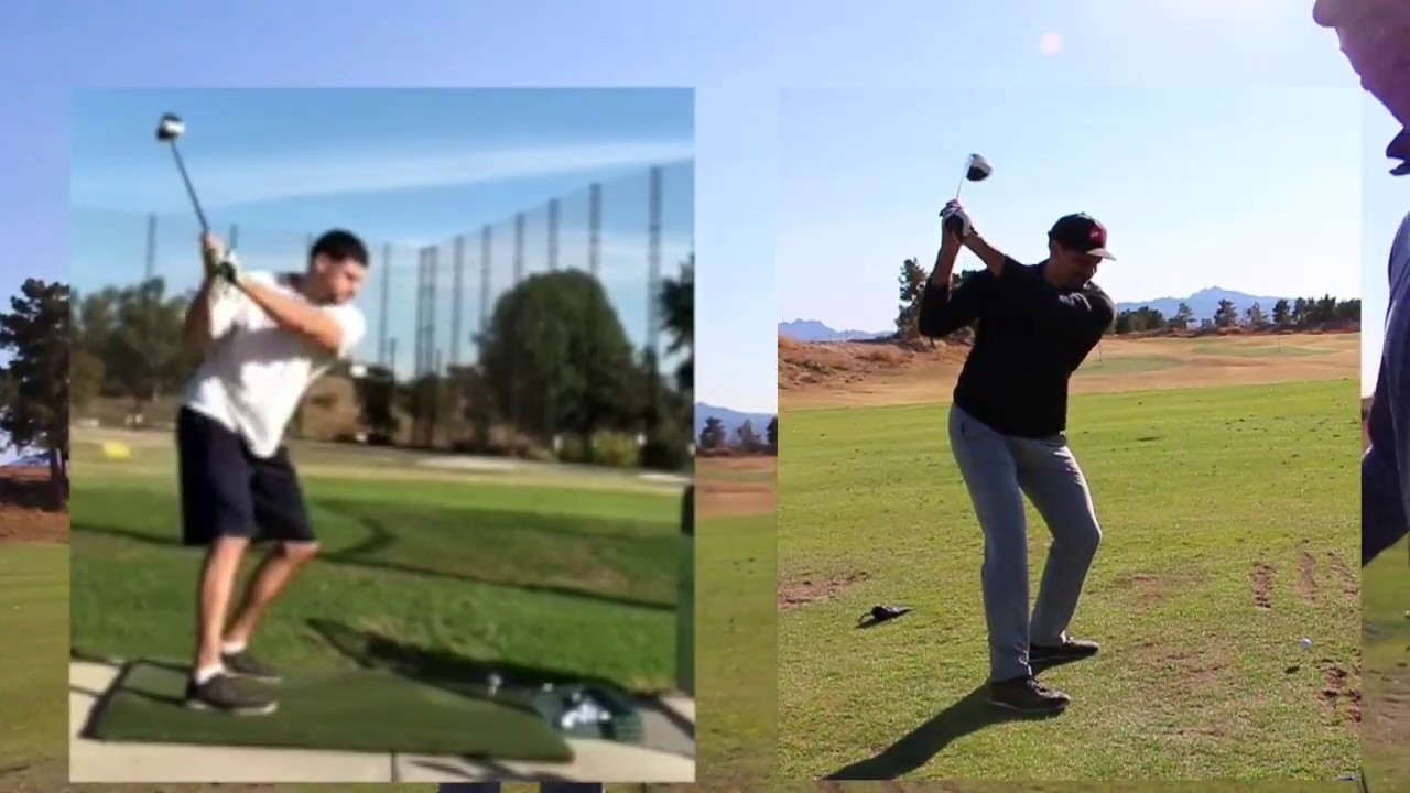 Adding 14mph To Swing Speed At Be Better Golf School With Tony