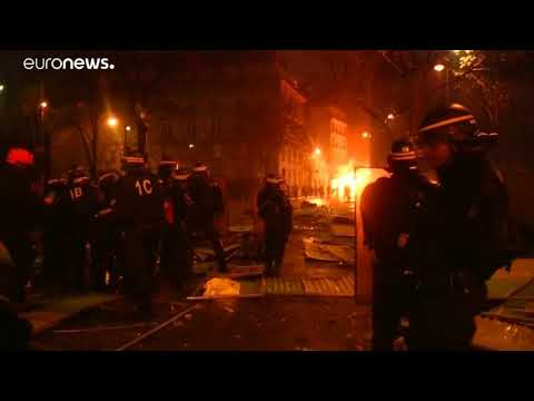 2018 November - France Riot (Do you hear the people sing?)