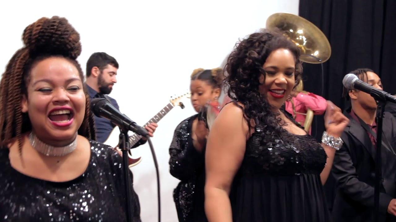 The Bayou Royals - Hey pocky way / ONYX Artists / NOLA Dance Motown Brass Band
