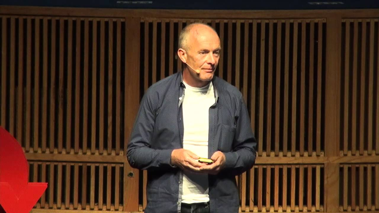Empowerment through creative entrepreneurship | David Parrish | TEDxTromsø