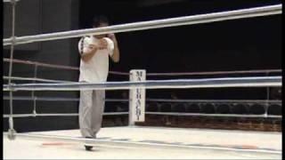 内藤大助選手、東洋王者時代のシャドー映像 thumbnail