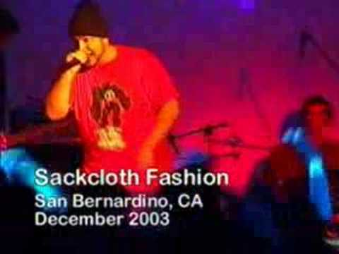 "Sackcloth Fashion - ""Infectious"" at Winterfest '03"