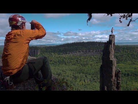 The Dorion Tower | Thunder Bay Climbing