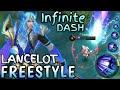 - Lancelot Dash FreeStyle Montage #5 | Dark Legend Mobile Legends