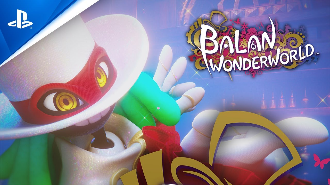 Balan Wonderworld - Announcement Trailer