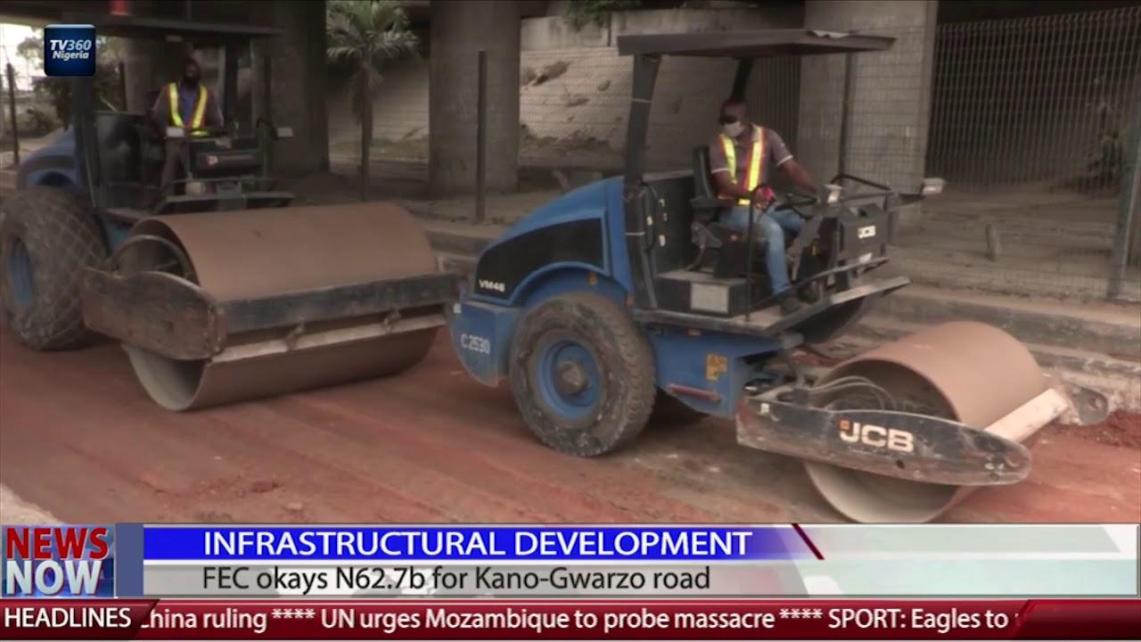 Download FEC okays N62.7bn for Kano-Gwarzo road