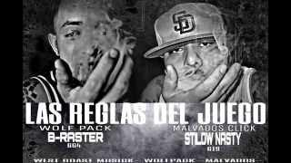 B-RASTER FT STILOW NASTY .- LAS REGLAS DEL JUEGO