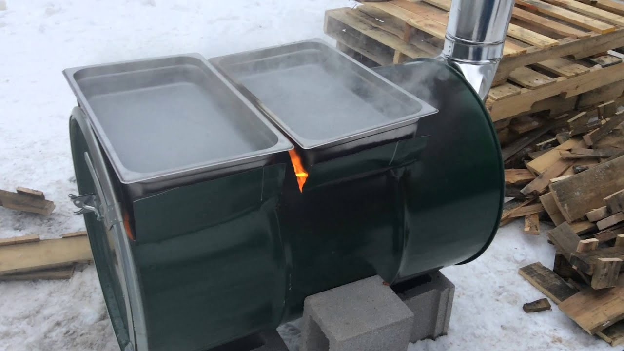 sap evaporator from a 55 gallon drum youtube