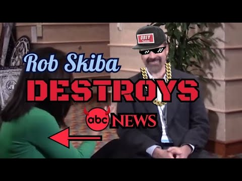 Rob Skiba's (raw) Flat Earth Interview on ABC's NightLine