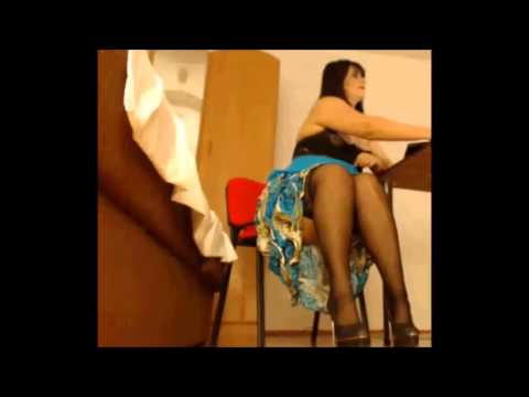 Miniskirt secretary from YouTube · Duration:  1 minutes 2 seconds