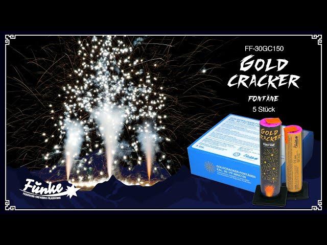 Goldcracker-Fontänen Kal. 30mm [Batch 2020]
