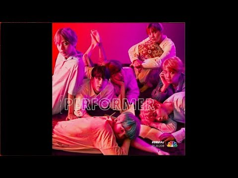 BTS WILL PERFORM AT THE 2018 BBMAs!