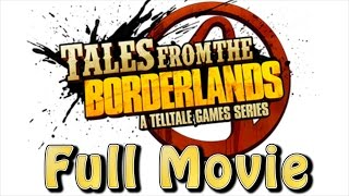 Tales From The Borderlands: The Movie (HERO) All 5 Episodes, No Loading, All Cutscenes