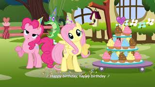 My Little Pony : Happy Birthday Wishes