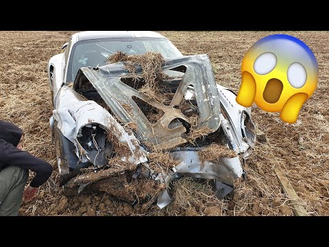Porsche 9ff 911 Turbo 1800HP Accident Crash
