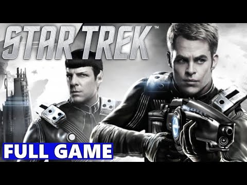 Star Trek Full Walkthrough Gameplay - No Commentary (PC Longplay)