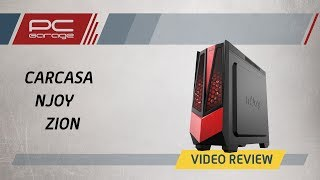 Скачать PC Garage Video Review Carcasa NJoy Zion