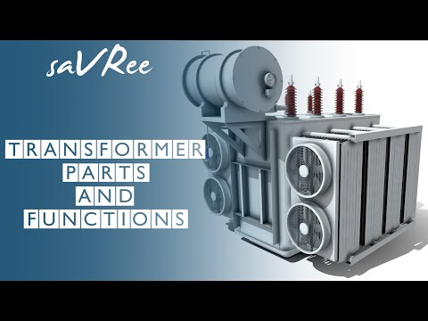 Transformer Parts And Functions