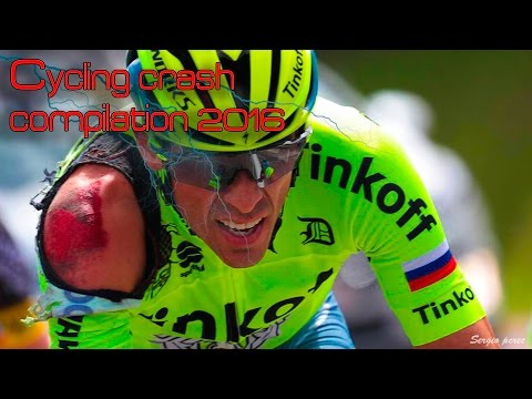 The Best Cycling Crash Compilation