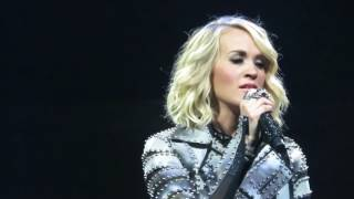 Carrie Underwood Dolly Parton I Will Always Love You Tampa Florida Nov 16, 2016 StoryTeller Tour