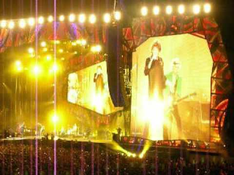 ROLLING STONES-OUT OF CONTROL Morumbi 27/2/16