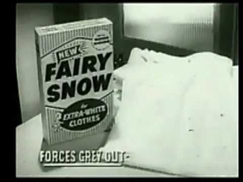 1960s - Fairy Snow [The Randalls & The District Nurse]