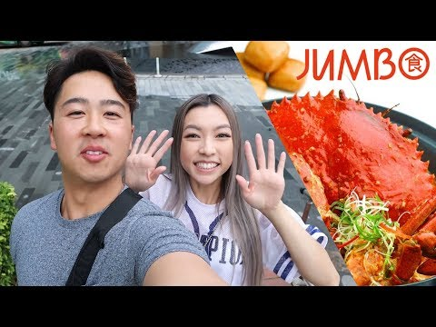 How much Chilli Crab can we eat? + 5 STAR HOTEL review