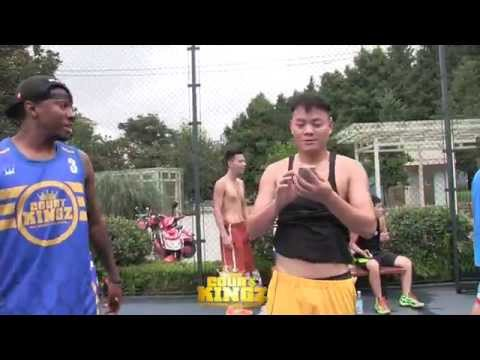 Court Kingz Crash the Court Episode 7 After the game in Shanghai !