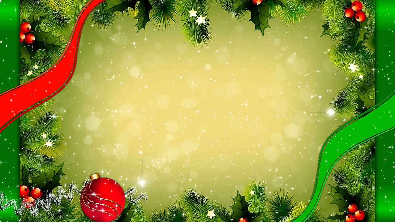 footage background merry christmas and happy new year - Merry Christmas Background
