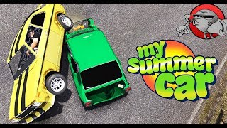 My Summer Car - УБОЙНАЯ ПОЕЗДКА