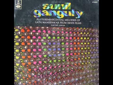 SUNIL GANGULY GUITAR - TERE BINA ZINDAGI SE
