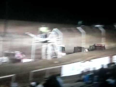 Dog Hollow Speedway 9-24-16 SLM Heat 1
