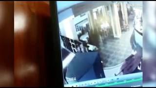 Нападение на  чемпиона мира по тайскому боксу в Махачкале. Шахбулат Шамхалаев доставлен в больницу