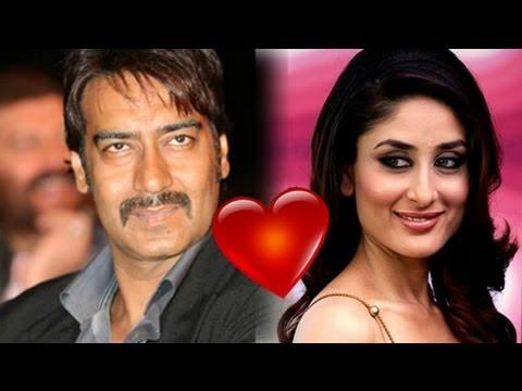 Kareena Kapoor To Spend Valentine's Day With Ajay Devgn !