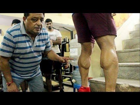 How to train your Calves