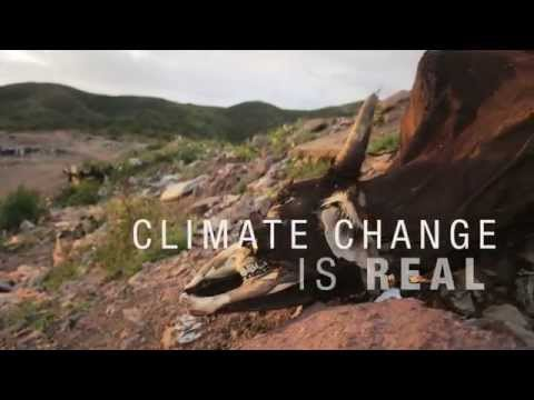Africa is on the frontline of climate change