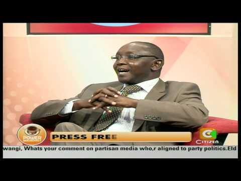 Power Breakfast Interview With Harun Mwangi CEO, Media Council of Kenya