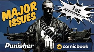 The Punisher's First Appearance - Major Issues thumbnail