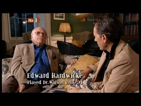 Edward Hardwicke in  interview with Richard E Grant