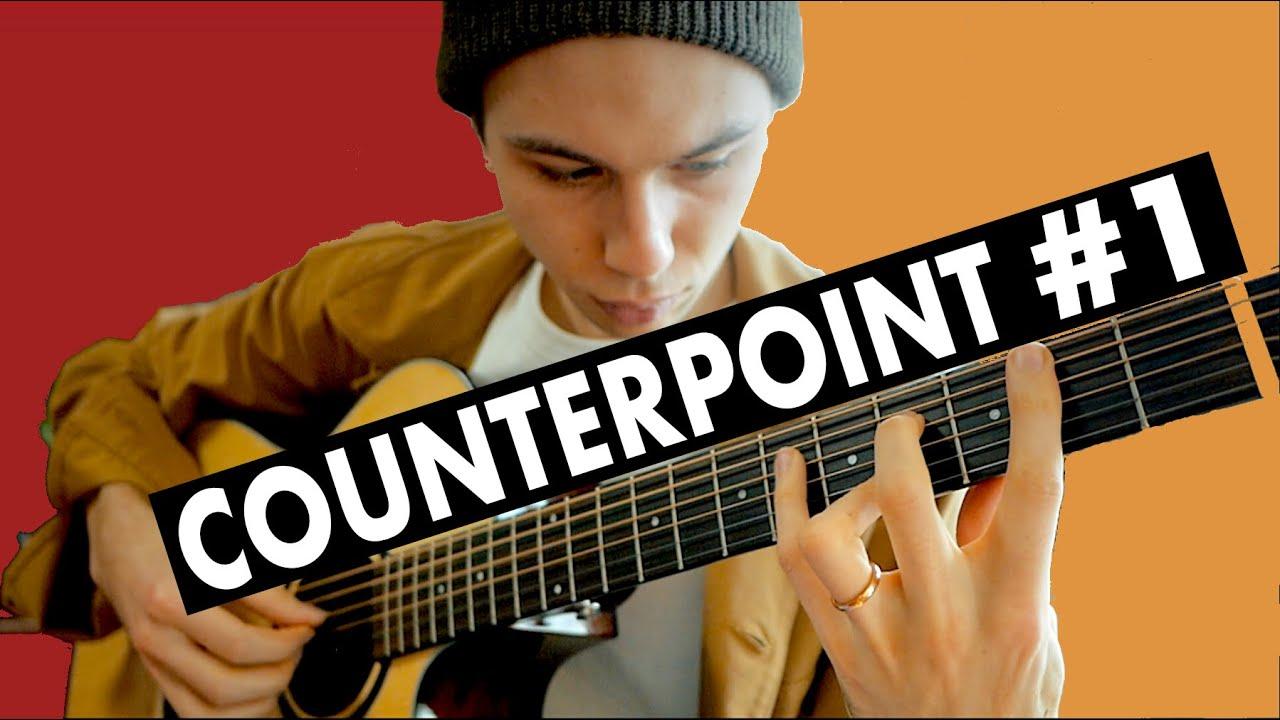 Antoine Boyer - Counterpoint #1