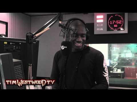 Lethal Bizzle POW 2011 interview - Westwood