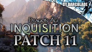 Dragon Age Inquisition Patch 11