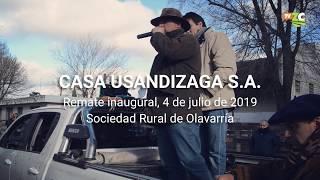 Casa Usandizaga S.A. en Olavarría