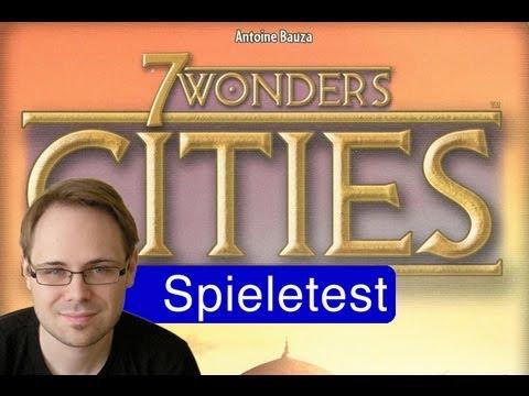7 Wonders Anleitung