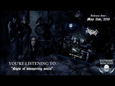TRYGLAV - Night Of Whispering Souls (Official Audio Track)