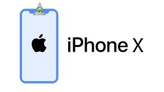 iPhone X is Illuminati