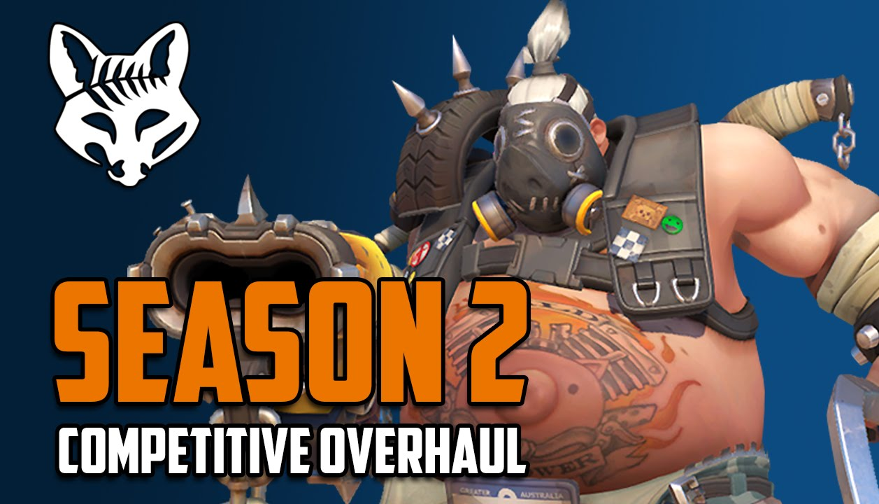 overwatch news season 2 competitive huge changes new ranking