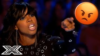 Download lagu Contestants CLASH With The Judges X Factor Global