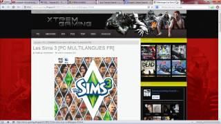 TUTO | Comment cracker les sims 3 et tous les disques additionnels | FR [HD]