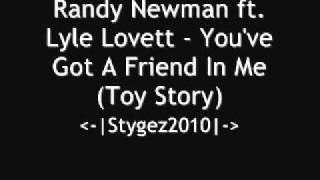 Randy Newman ft. Lyle Lovett - You